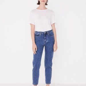 Assembly Label high waist rigid jeans